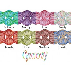 Fantasy - 9 x 1000m Set Variegated Embroidery Thread