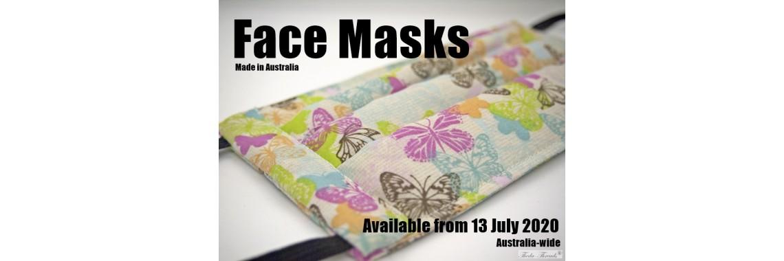 Face Masks available soon